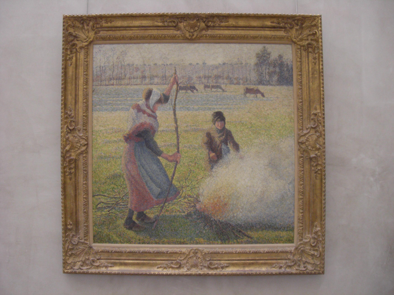 essay on van gogh and impressionism