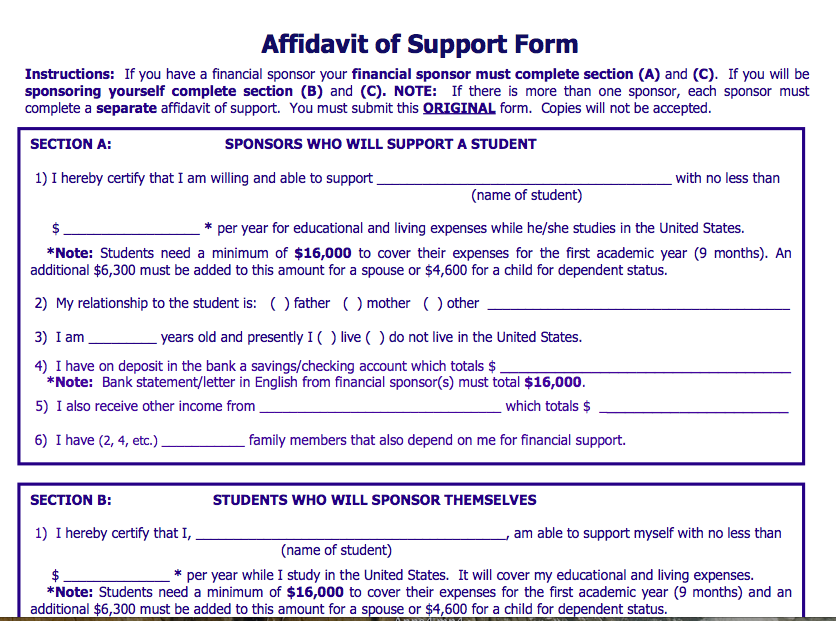 How to get into a graduate school abroad jenmonje sample support form from hunter college note that forms as well values may change depending altavistaventures Gallery